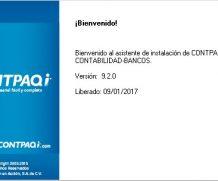 CONTPAQi Bancos 9.2.0 2017 Descargar con Activacion Ilimitada