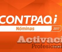 CONTPAQi Nominas 9.1.0 2017 Descarga Gratis con Activacion