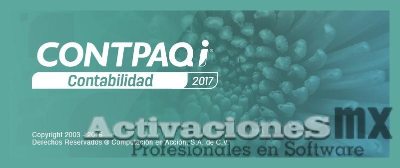 Contpaq i Contabilidad 9.4 version Mayo 2017 Activacion maquinas Ilimitadas