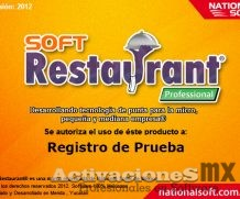 SoftRestaurant 8.0 + 8.1 full con generador de licencias ilimitado cdkey