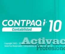 Contpaqi 2018 10.2.2 crack activador descarga full