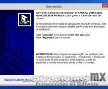 CivilCAD crack para AutoCAD 2018 full descarga Arqcom