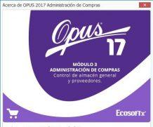 Opus 17 full Modulo 3 Administracion de Compras crack Mega