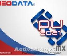 Neodata Precios Unitarios 2021 version Offline full licencia mega