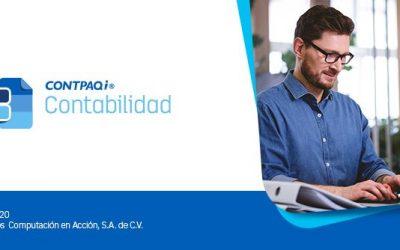 CONTPAQi® Contabilidad 13.1.2  2020 activacion permanente full descarga mega mediafire