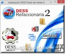 Dess Refaccionaria 2.0 ultima version full mega